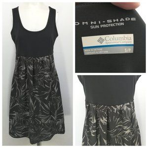 Columbia Omni Shade Tank Dress Size S